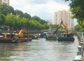 Tiến hành nạo vét kênh Nhiêu Lộc - Thị Nghè giai đoạn 1
