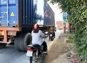Không nên bỏ giờ cấm xe tải  trên đường Nguyễn Duy Trinh