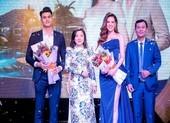 Hoa hậu Khánh Vân làm đại sứ thương hiệu Charm Group