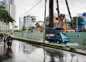 Vướng biệt thự cổ, dự án đường Nguyễn Hữu Cảnh chậm 5 tháng