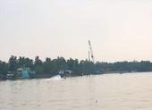 Lật cano trên sông Hậu, 1 cảnh sát giao thông mất tích