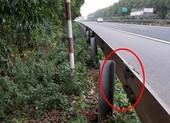 200 bộ hộp đệm hộ lan cao tốc Cầu Giẽ - Ninh Bình bị trộm