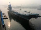 'Tàu sân bay Trung Quốc không thể dọa tàu sân bay Mỹ'