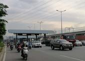 Đề xuất dời thời gian thu phí xa lộ Hà Nội