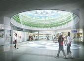 Bên trong ga Trung tâm Bến Thành của metro 1 có gì lạ?