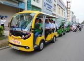 Đề xuất tiếp tục cho thí điểm xe buýt điện ở TP.HCM