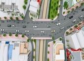 Phân luồng giao thông khu vực cầu Hang Ngoài, Gò Vấp