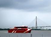 Tạm dừng hoạt động tàu cao tốc Cần Thơ - Trần Đề - Côn Đảo