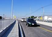 Chính thức thông xe cầu Phước Lộc 400 tỉ ở huyện Nhà Bè