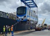 9 ngày nữa tàu metro số 1 sẽ về nước