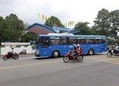 Tiếp tục đề xuất tạm ngưng quảng cáo trên xe buýt ở TP.HCM