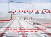TP.HCM: Tiến hành thủ tục thực hiện metro số 3 và 5