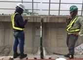 Tổng thầu Metro 1 nói gì về sai số thiết kế gối cao su?