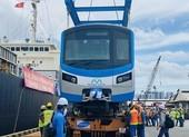 2 ngày nữa đoàn tàu metro số 1 về TP.HCM