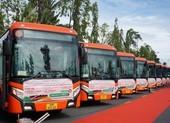 Công ty Phương Trang trúng thầu khai thác xe buýt ở An Giang