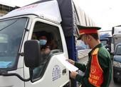 Hướng dẫn mới nhất về giấy nhận diện phương tiện QR Code cho xe chở hàng