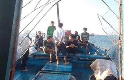 Ngư dân Quảng Ngãi bức xúc trước hành động ngang ngược, phi pháp của Trung Quốc trên vùng biển Hoàng Sa thuộc Việt Nam
