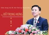 Chân dung ông Đỗ Trọng Hưng - tân Bí thư Tỉnh ủy Thanh Hóa