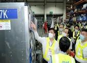 Nhật Bản tặng thêm 1 triệu liều vaccine COVID-19 cho Việt Nam