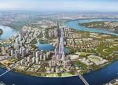 Giá căn hộ dự án ở Thủ Thiêm hơn 100 triệu/m2