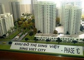 Làm rõ trách nhiệm chậm triển khai khu đô thị Sing Việt