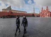 Ca nhiễm COVID-19 tăng vọt, dân Moscow ngưng làm việc 1 tuần có hưởng lương