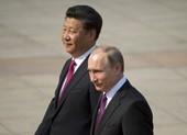 Chuyên gia: Trung Quốc và Nga không có lựa chọn ngoài hợp tác quân sự
