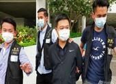 Cảnh sát Hong Kong khám xét tòa soạn, bắt giữ Tổng biên tập Apple Daily