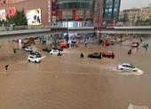 Trung Quốc: Lũ lụt gây vỡ nhiều đập, nhiều con đập khác bị đe doạ