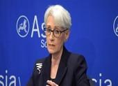 Thứ trưởng Ngoại giao Mỹ sẽ đến Trung Quốc vào tuần tới