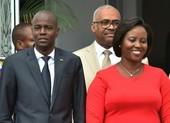 Phu nhân cố Tổng thống Haiti lần đầu lên tiếng sau biến cố vợ chồng bà bị ám sát