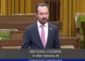 Nghị sĩ Canada giới thiệu Dự thảo Luật Khung quan hệ Canada - Đài Loan