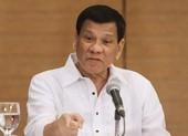 Ông Duterte 'đấu khẩu' với thượng nghị sĩ về vấn đề Biển Đông