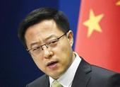 Phản bác Mỹ vụ báo Apple Daily, Trung Quốc nói ông Biden 'vô căn cứ'