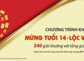 """Dai-ichi Life Việt Nam: """"Mừng tuổi 14 – Lộc vàng trao tay"""""""