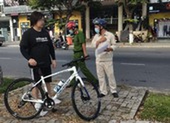 Đà Nẵng: Phạt hàng loạt người không đeo khẩu trang