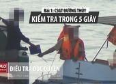 Điều tra: CSGT đường thuỷ kiểm tra tích tắc trên sông Đồng Nai