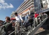 Khách trên tàu Westerdam quá cảnh ở TP.HCM được xử lý ra sao?