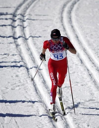 Kowalczyk trên đường đua 10km băng đồng