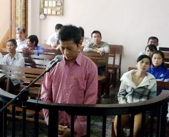 Nguyễn Phúc Hiền tại phiên tòa sơ thẩm sáng 17-3