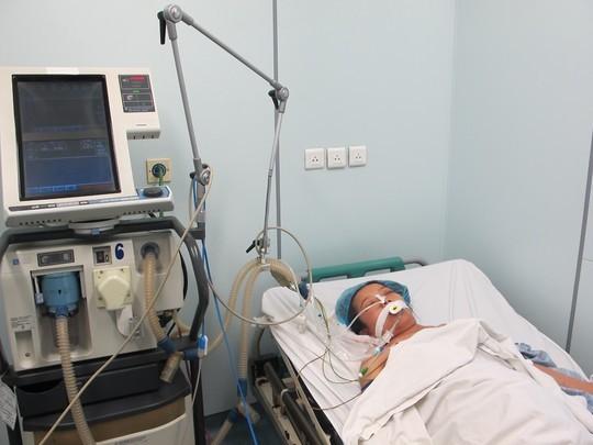 Sau 7 ngày điều trị tích cực nhưng bệnh nhân Vũ Thị L. đã không qua khỏi do biến chứng của cúm A/H1N1