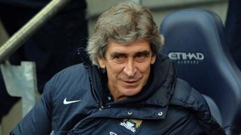 Pellegrini tự tin vào cơ hội vô địch của Man City