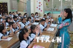 Các giáo viên tâm lý sẽ giúp học sinh 'gỡ rối'. (Ảnh minh họa: TTXVN)