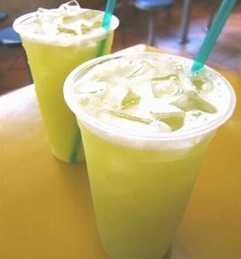 Thức uống giải khát ngày hè