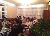 Nhóm người Trung Quốc tổ chức đánh bạc quy mô lớn