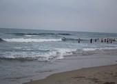Du khách Hàn Quốc tử vong trên biển Đà Nẵng