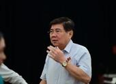 Chủ tịch UBND TP.HCM: Chấn chỉnh quyết liệt xây dựng sai phép