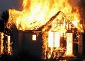 Ba cha con chết trong căn nhà cháy ở Thừa Thiên-Huế