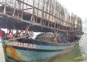 Cứu 33 ngư dân gặp nạn ở Trường Sa
