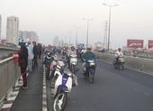 Người để thư tuyệt mệnh trên cầu Sài Gòn nghĩ lại nên về nhà